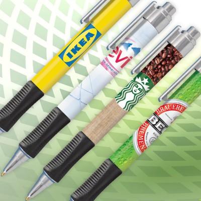 printed pens